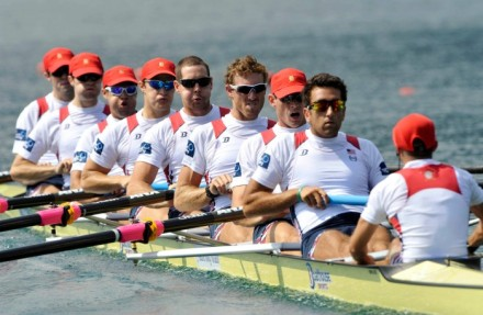 U.S. Mens Rowing Team; Image courtesy of inc.com