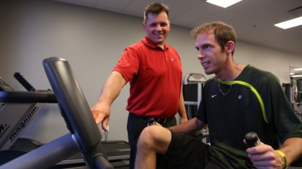 Physical therapists help patients reach their goals!